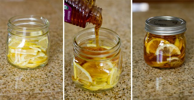 ... & Jewelry Designer: Sore throat? Honey, Lemon & Ginger Tea - Recipes