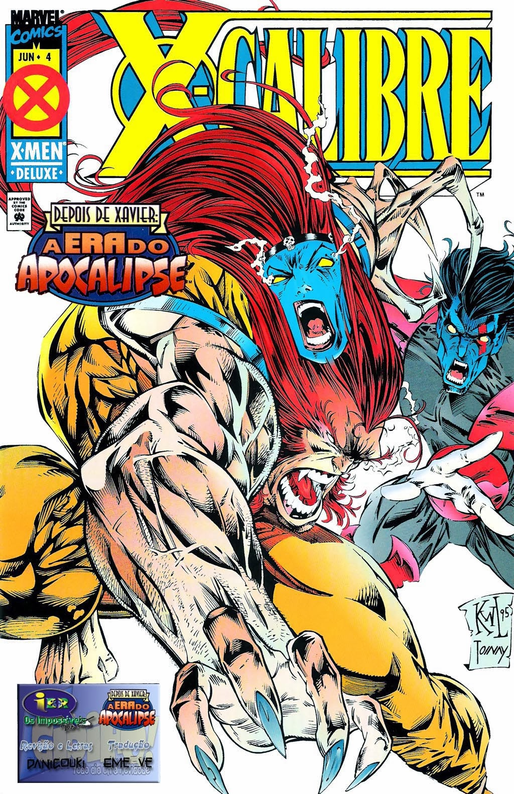 X-Men - A Era do Apocalipse #40