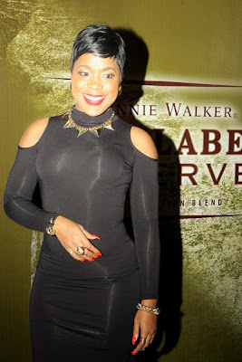 Moet at Gold Label label reserve Launch