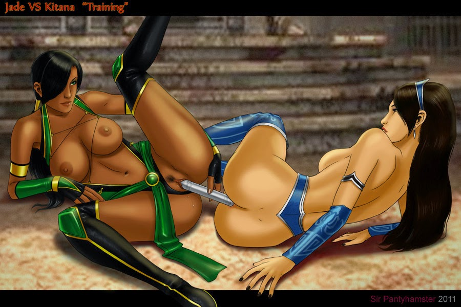 Nude Mortal Kombat Girls