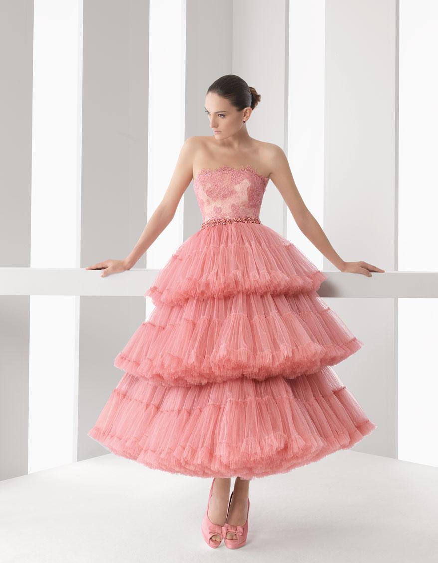 Vestidos De Fiesta, Imagenes de vestidos: - Rosa Clará - Colección ...