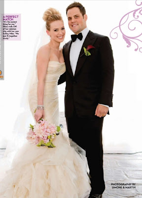 Hilary Duff Wedding Pictures