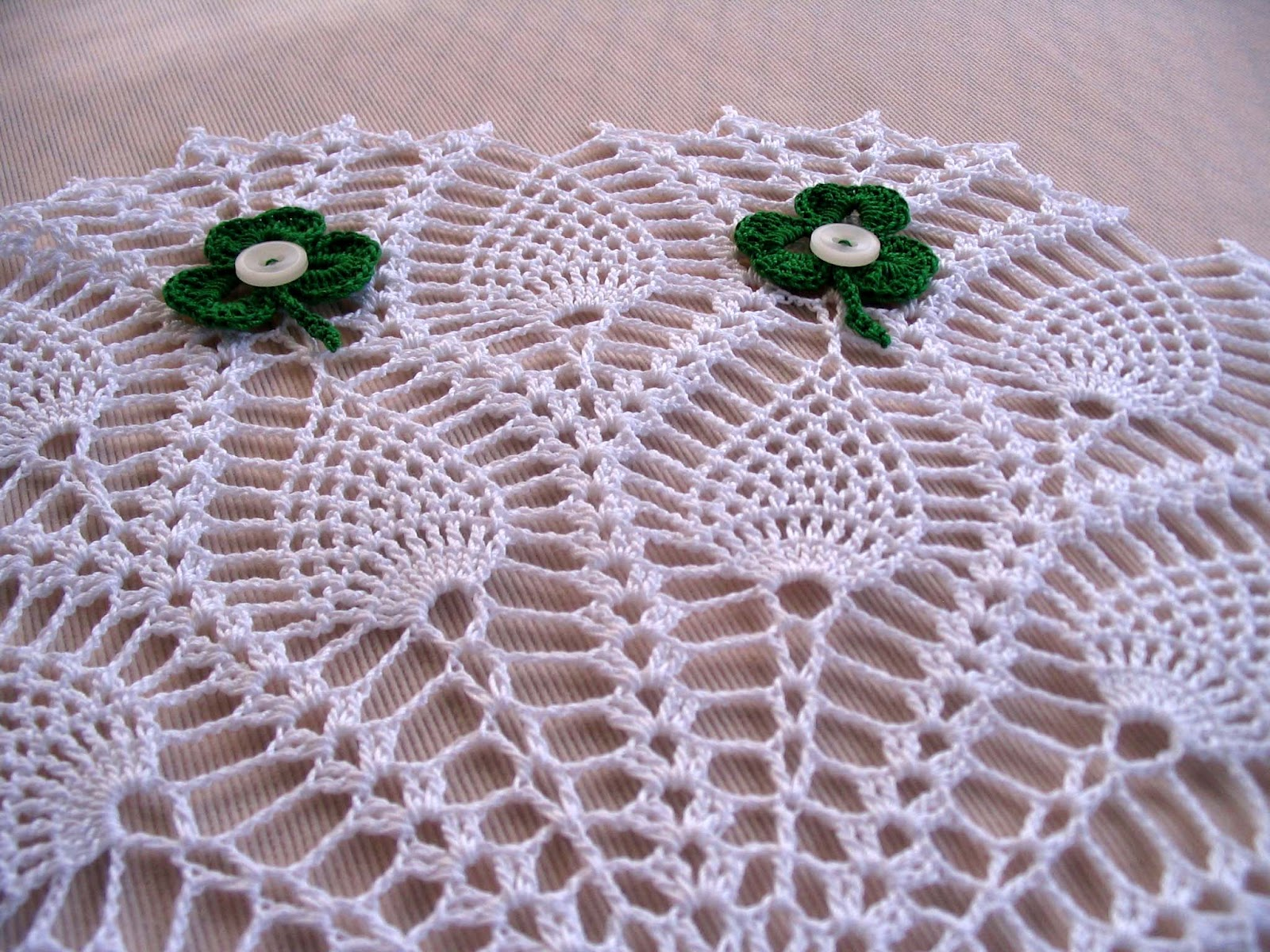 Linda Crochets: March 2012