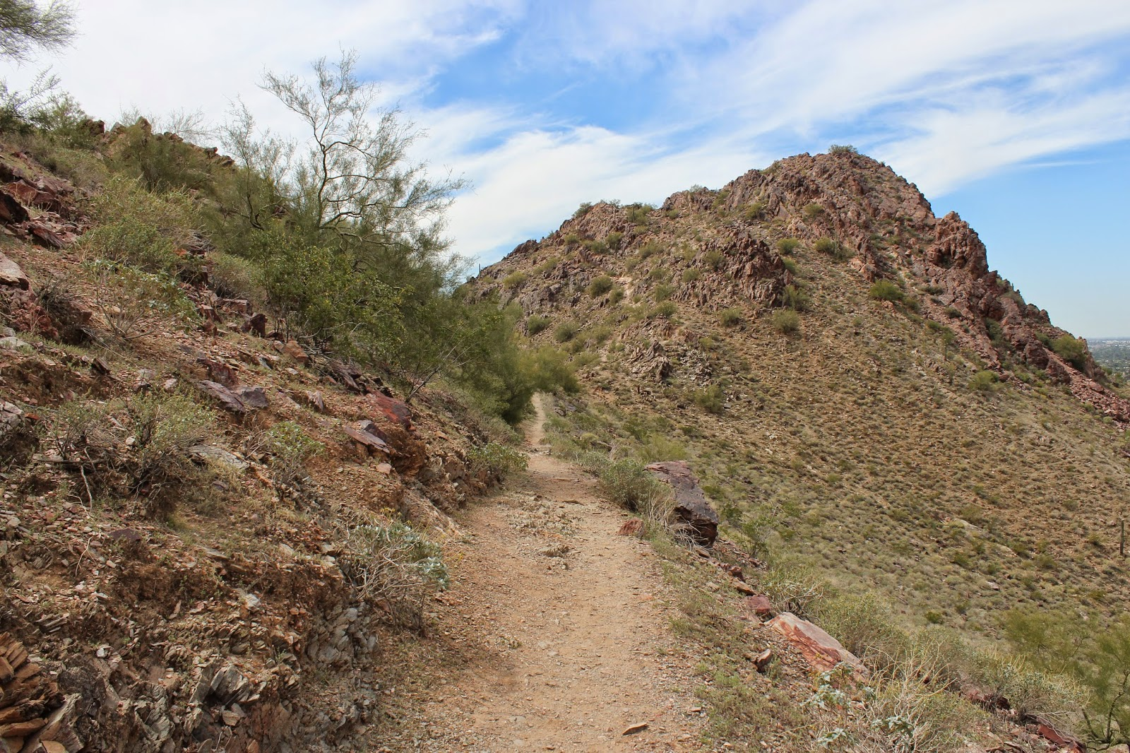 Gjhikes mohave trail of the phoenix mountain preserve but the park has been expanded in more recent times following the branch of the trail to the right will lead to more sciox Choice Image