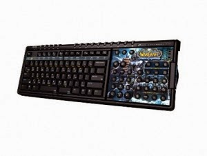 Snapdeal: Buy Steelseries Z Board WOTLK Edition Keyboard at Rs.2725