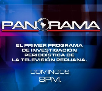 Panorama HD – Domingo 04-05-14