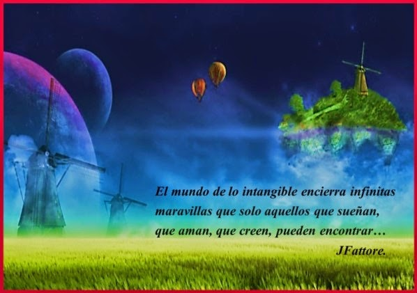 Intangibles maravillas...