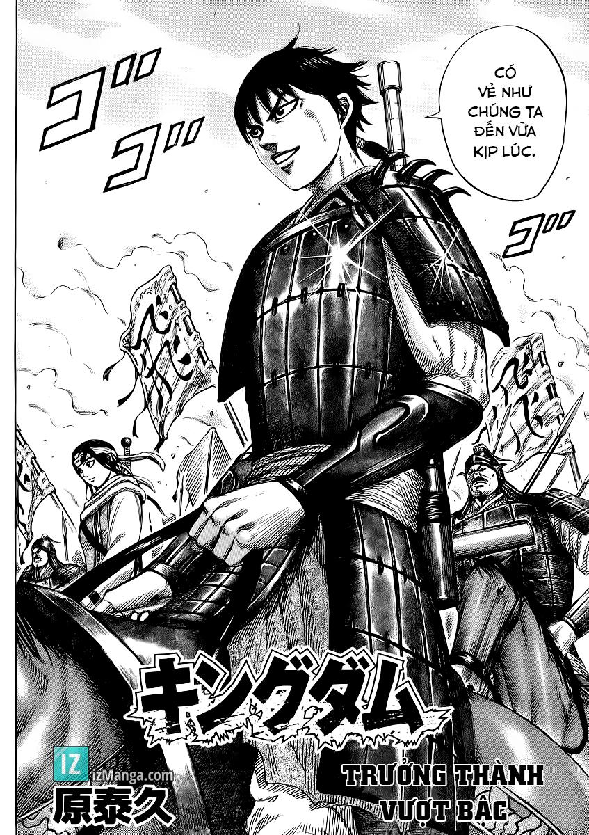 Kingdom – Vương Giả Thiên Hạ (Tổng Hợp) chap 373 page 4 - IZTruyenTranh.com