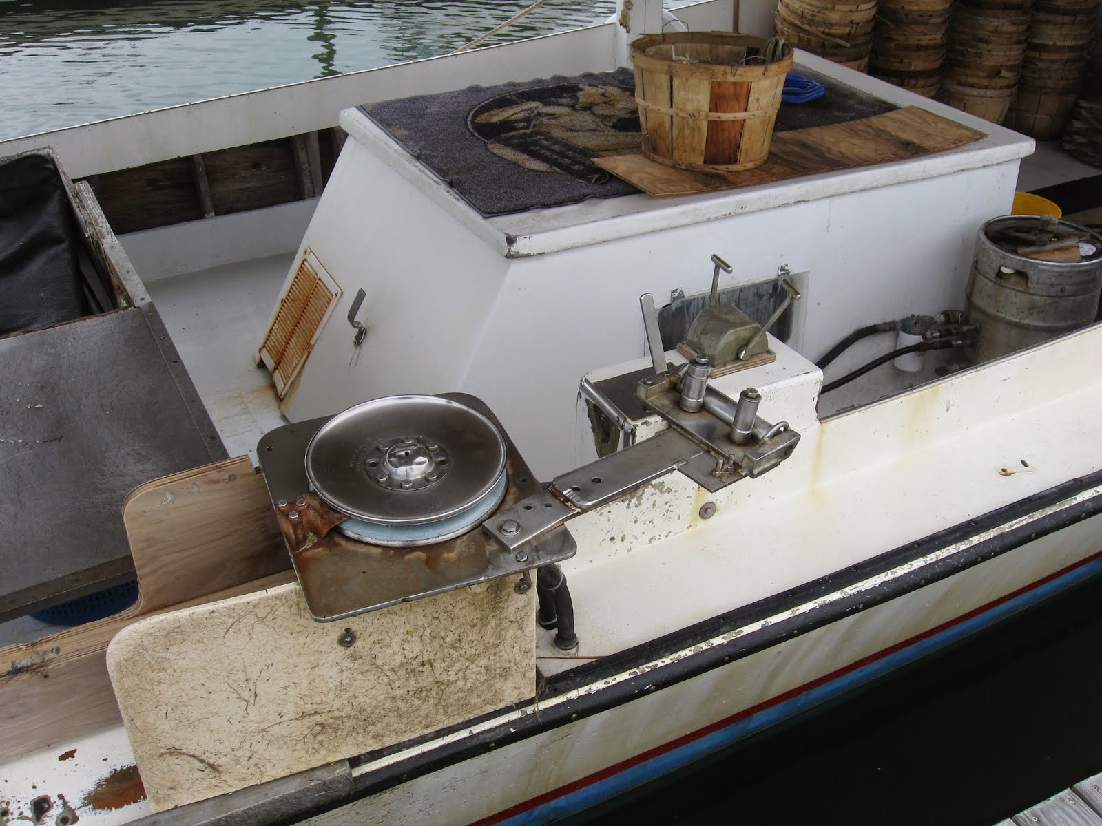 Hydraulic Crab Pot Pullers : Set up a hydraulic crab pot puller how to build your own
