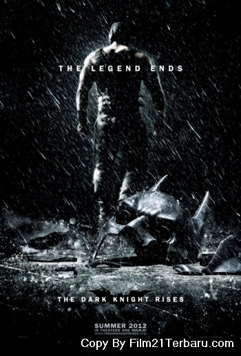 The Dark Knight Rises 2012
