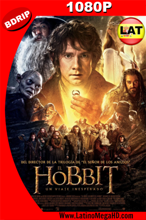El Hobbit: Un Viaje Inesperado (2012) Latino HD BDRIP 1080p ()