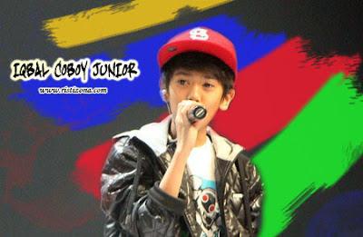 Kumpulan Foto Iqbal Coboy Junior Terbaru 2013
