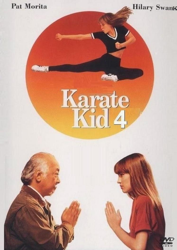 Karatê Kid 4: A Nova Aventura – Dublado (1994)