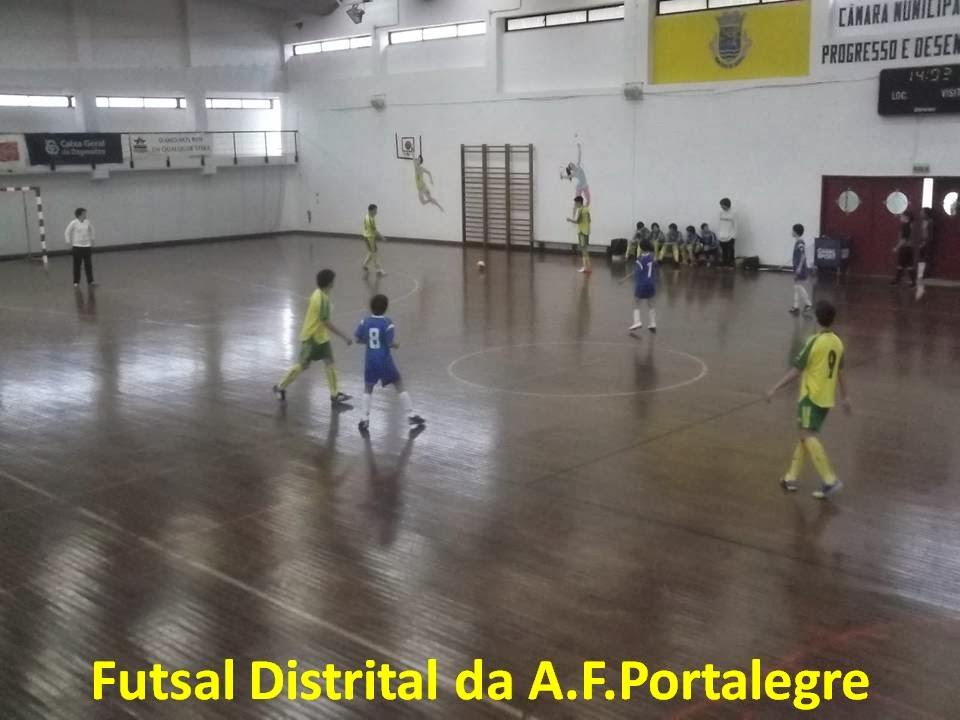 Futsal Distrital da A.F.Portalegre