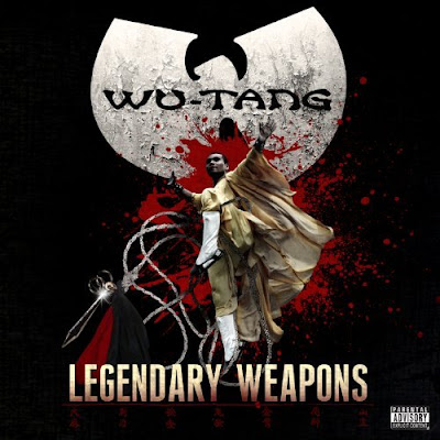 Wu-Tang Clan – Legendary Weapons (CD) (2011) (FLAC + 320 kbps)