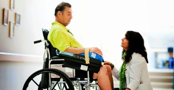 Terapi Pengobatan Latihan Gerak Stroke