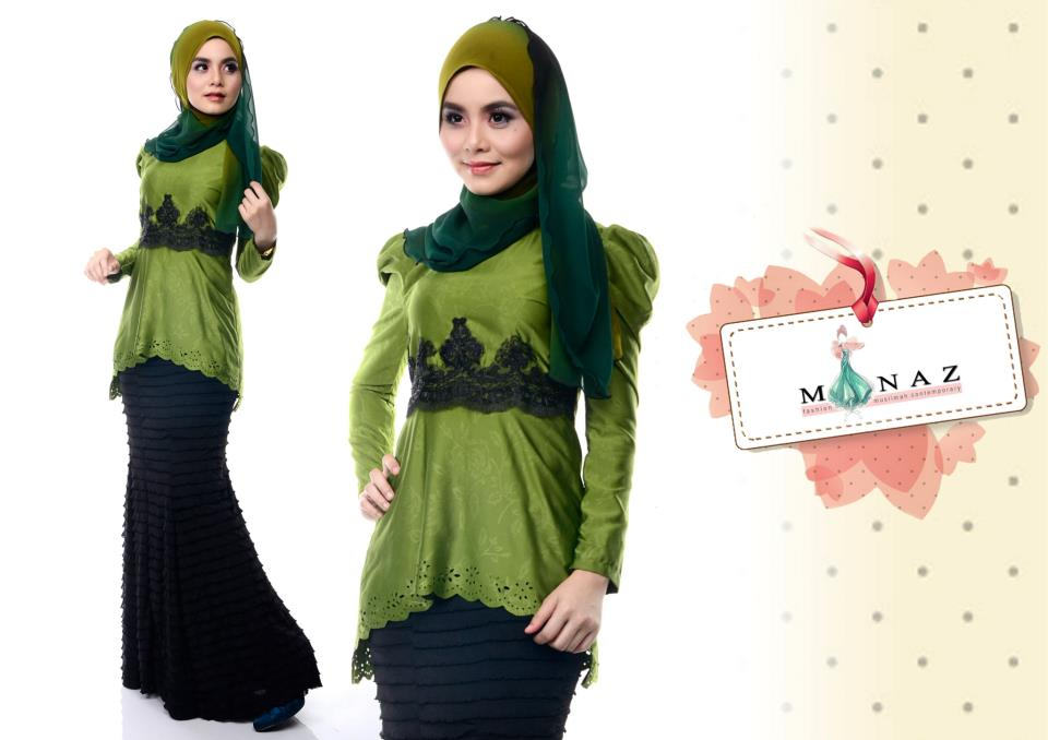 Minaz boutique : Tampil elegen ke majlis walimatulurus