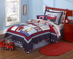 Simple Boys Bedding
