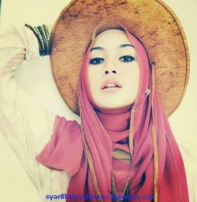 Model 6. Hijab Modern Populer 2015