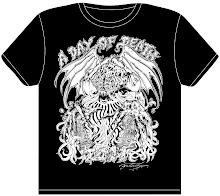 COMMEMORATIVE A DAY OF DEATH 2011 SHIRT