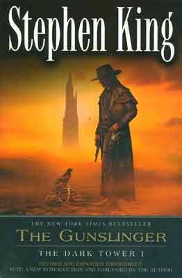dan absalonson author of scifi amp fantasy the gunslinger