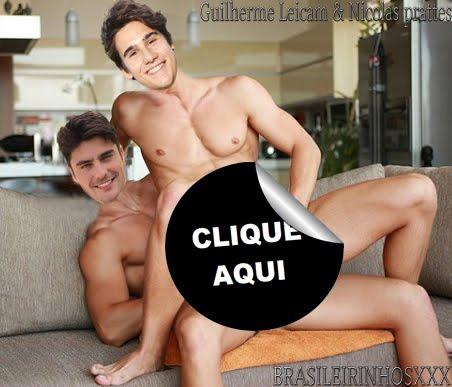 Fake - Guilherme Leicam e Nicolas Prattes