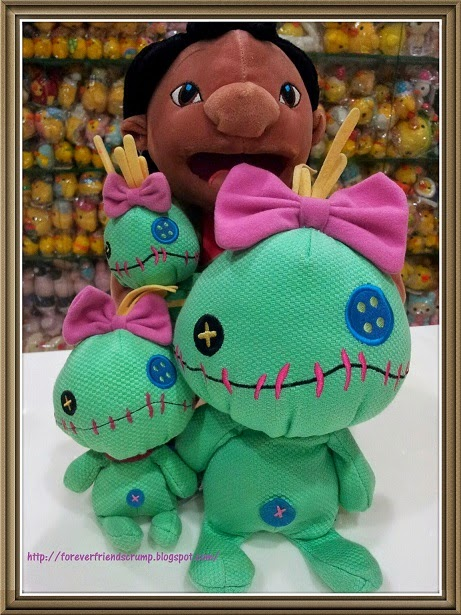 First Disney Store Scrump MBBP