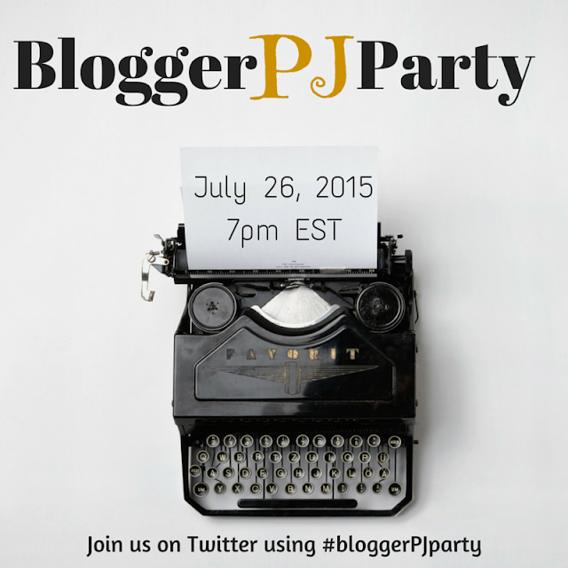 July Blogger PJ Party + Announcement