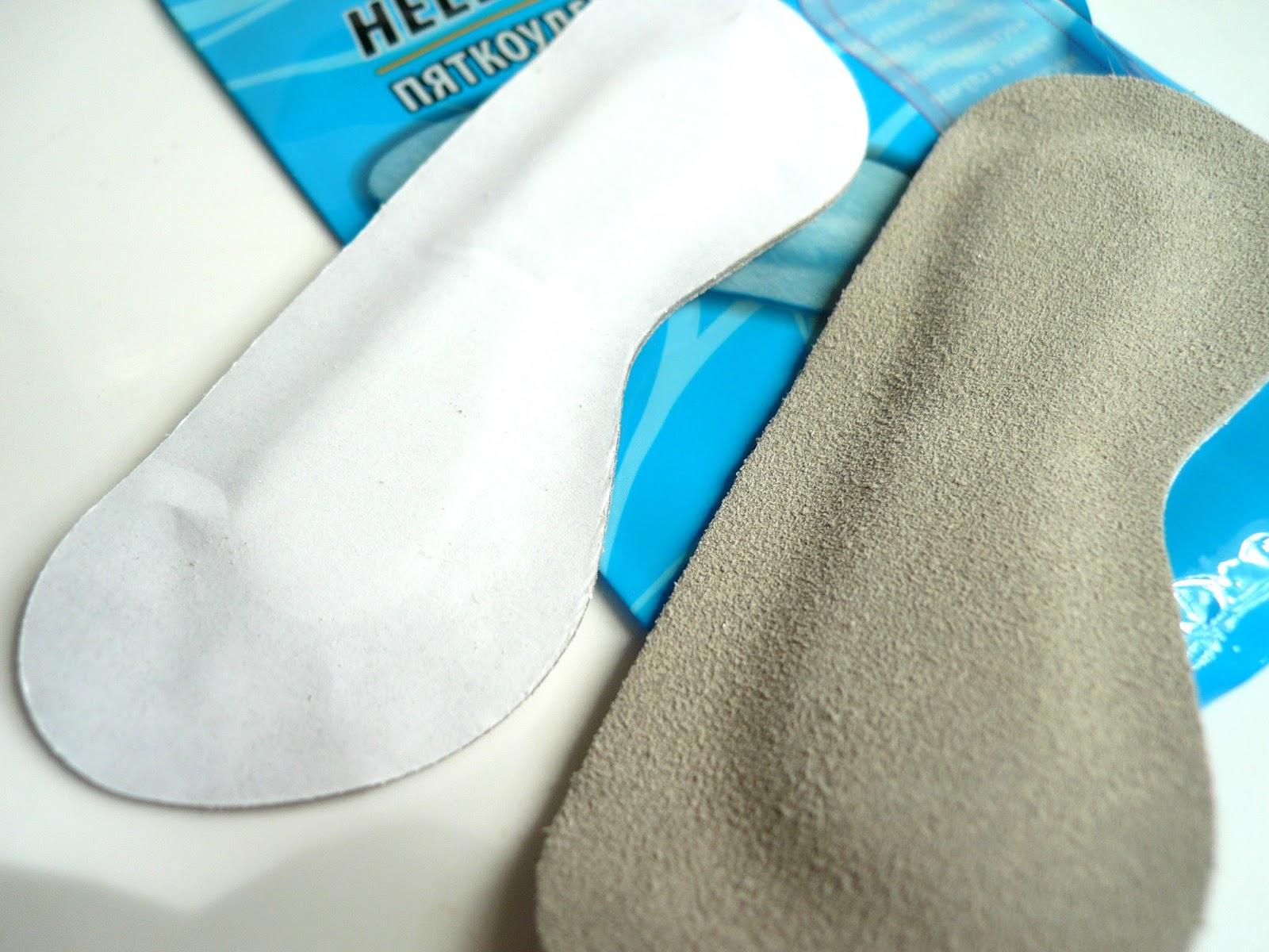 Как сделать задник на туфлях мягче 485