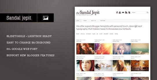 Sandal Jepit Themeforest Blogger - bwtemplate blogs