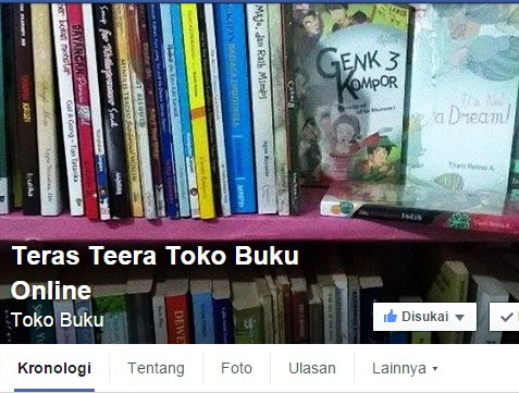 TERAS TEERA TOKO BUKU ONLINE
