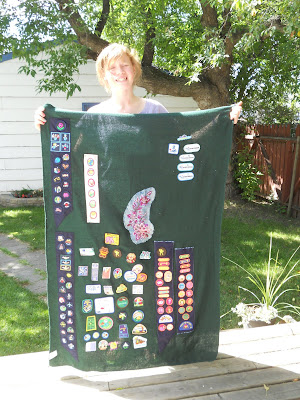 how to make a camp blanket