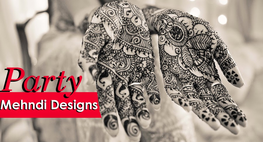 Mehndi For Party : 24 fantastic mehndi designs party domseksa.com