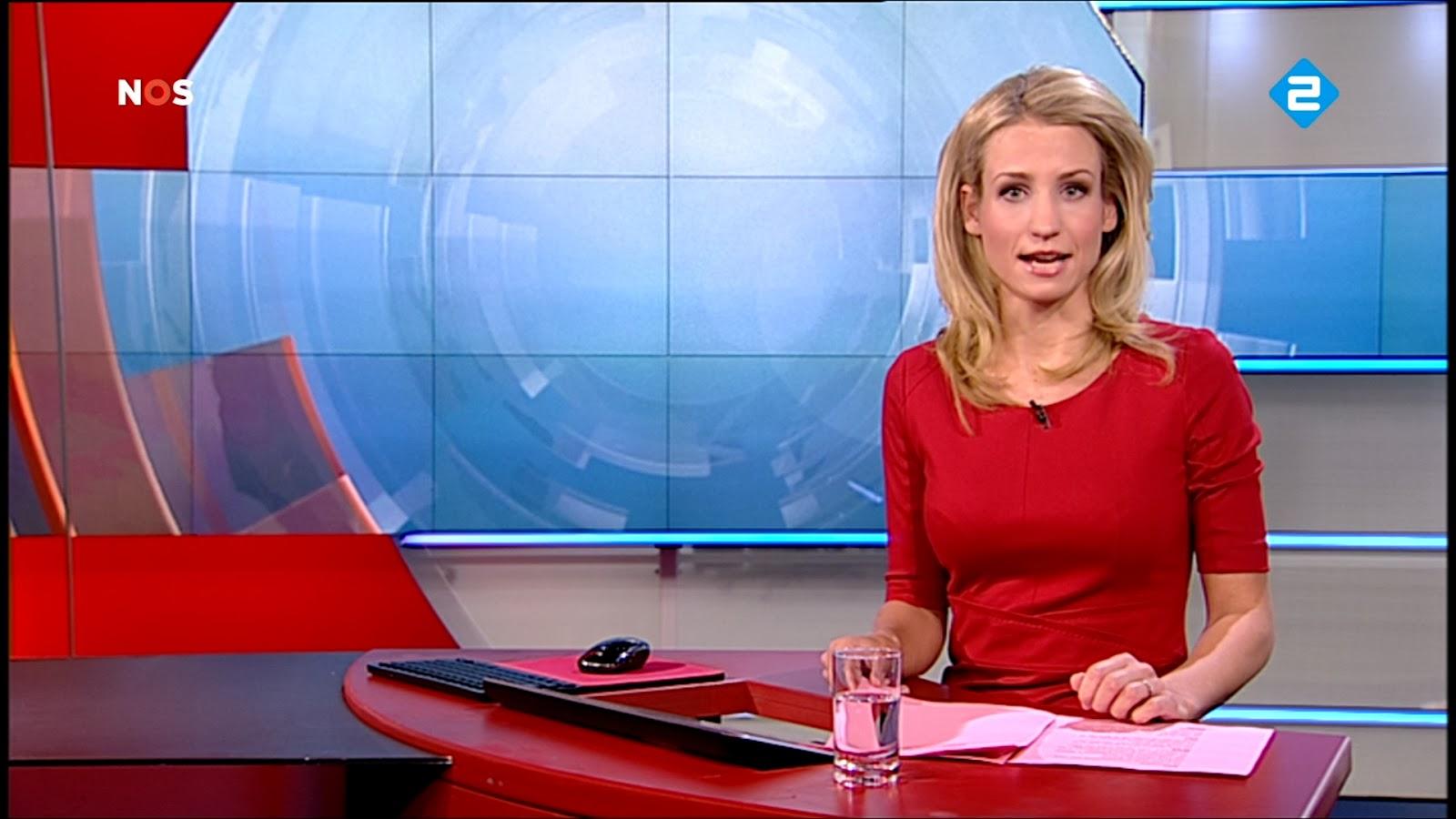 Dionne Stax: Dionne Stax: vroeg opstaan voor NOS Journaal ...