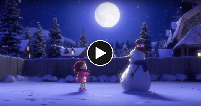A Touching Short Christmas Film About An Endless
