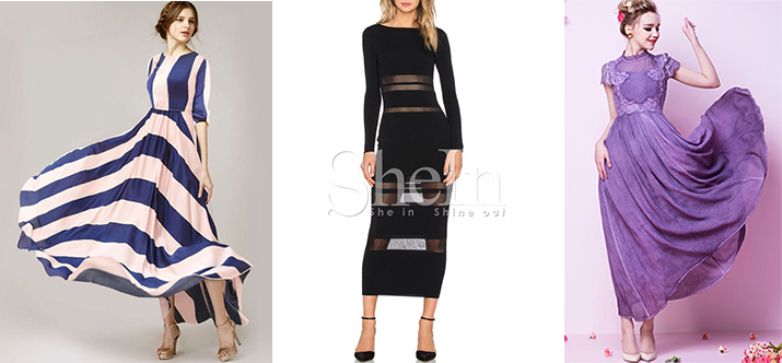 Skinny Buddha SheIn party dresses