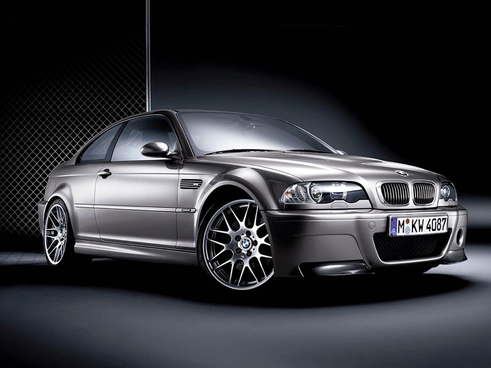BMW M3 E46 CSL Car Photo
