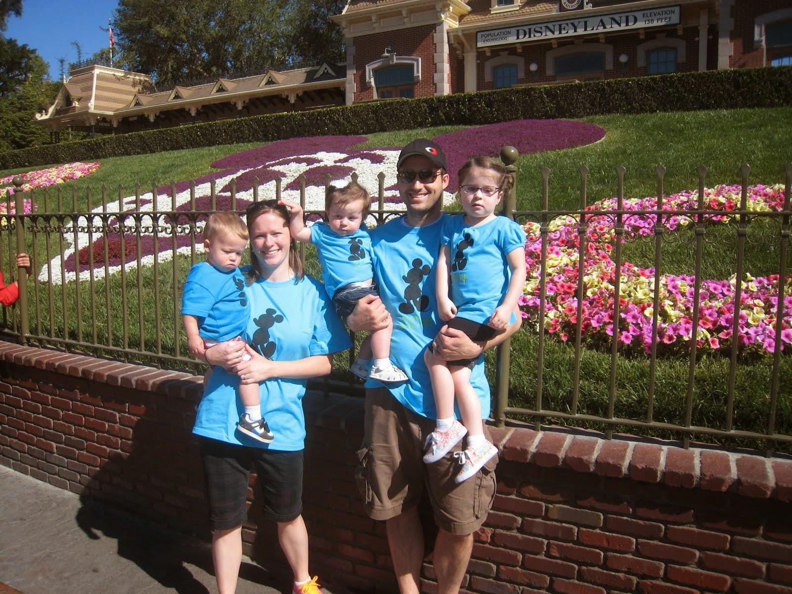 Disneyland 4/26/2014