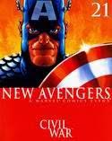 New Avengers 21 (Civil War).rar (Comic)