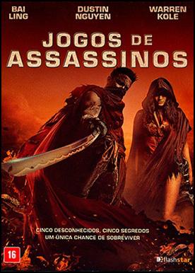 Jogos de Assasinos - DVDRip AVI Dual Áudio – RMVB Dublado
