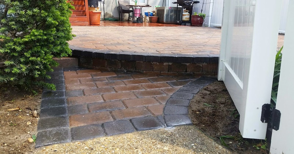 stoneworks design inc paver patio in parkville maryland baltimore