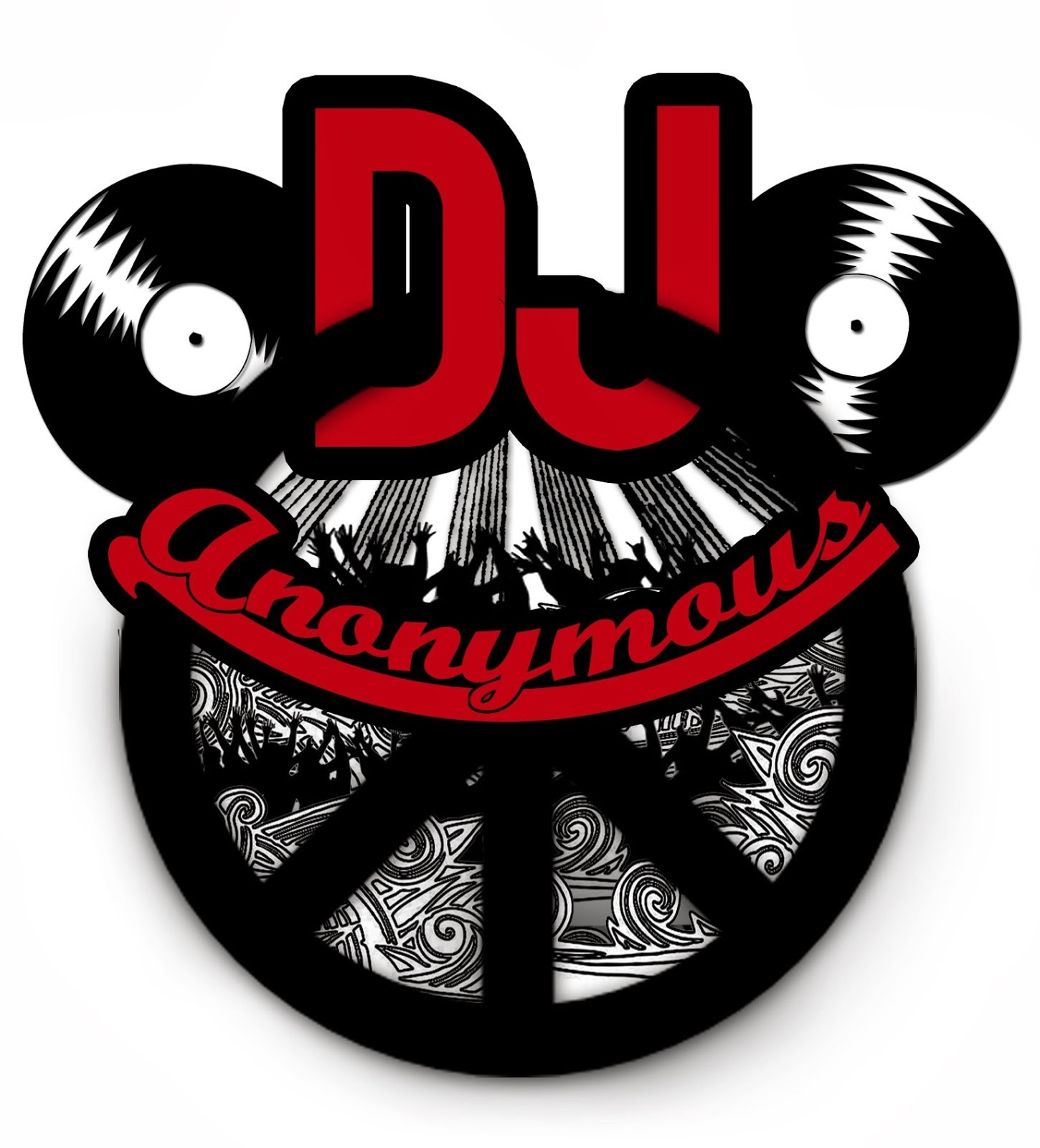 "Official ""DJ Anonymous"" Logo"