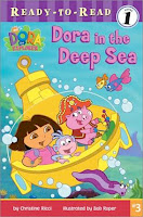 bookcover of Dora In The Deep Sea by Christine Ricci