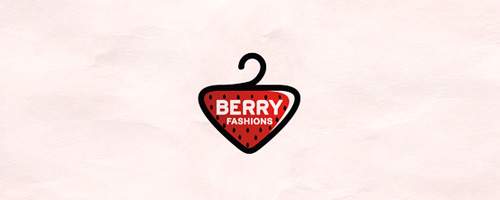 Berry fashions Logo Design