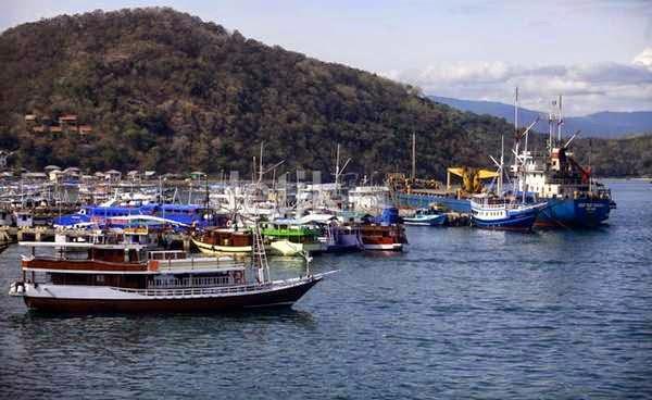 Kapal Thailand yang Kejar Nelayan Indonesia di Perairan Anambas
