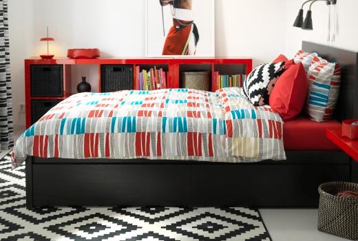Como escolher tapetes para quarto de casal Decor Alternativa ~ Tapetes Para Quarto Ikea