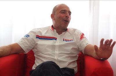 Salah Satu Bos Honda Masih Hormati Rossi