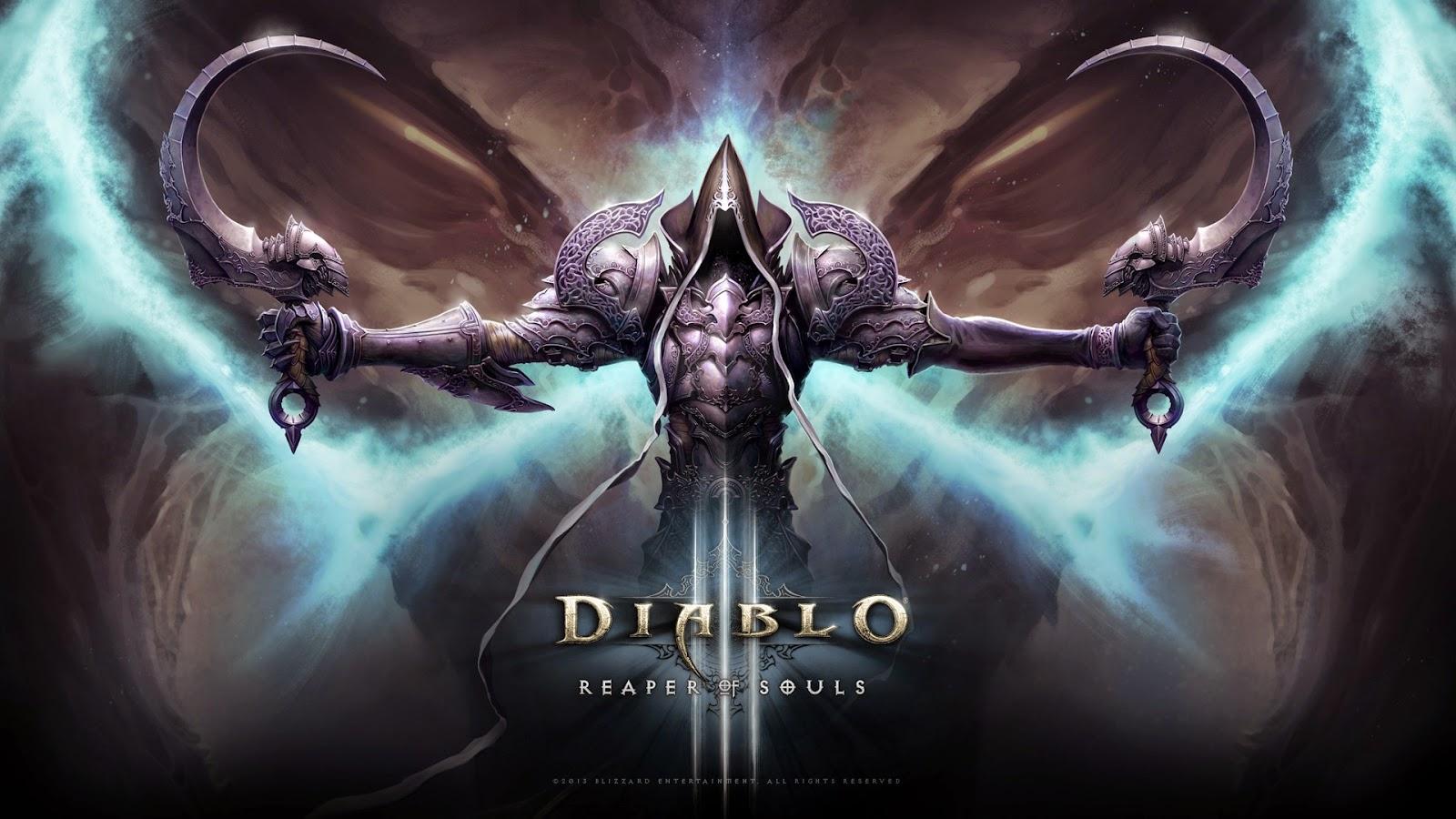 Diablo lll Reaper of Souls Keygen