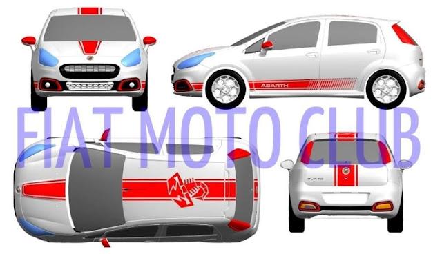 Fiat-Abarth-Punto-Colours அபார்த் புன்ட்டோ காரின் முக்கிய விபரம் #WhoAmI
