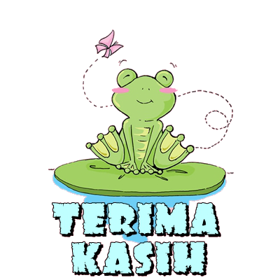 Silence Day Of Wednesday #2 : Terima Kasih Blogger